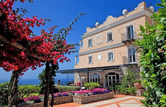The 10 Best Hotels in Capri, Italy (with Prices) - TripAdvisor