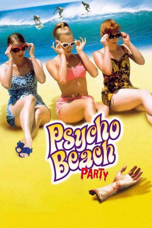 Psycho Beach Party 【 FuII • Movie • Streaming
