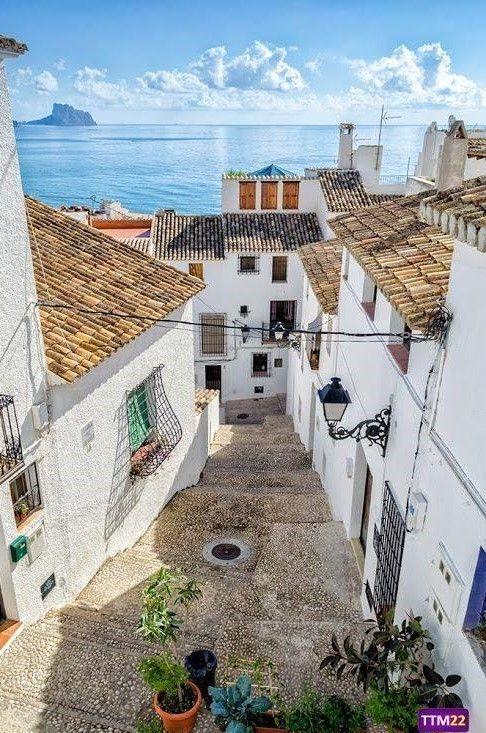 Altea Alicante España.