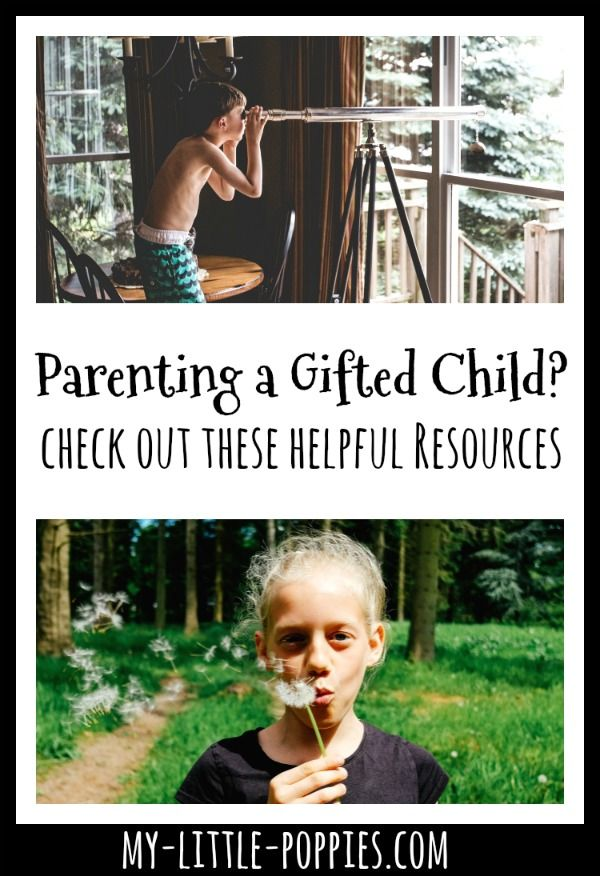 Parenting Gifted? You Need to Bookmark these Helpful Resources | My Little Poppies