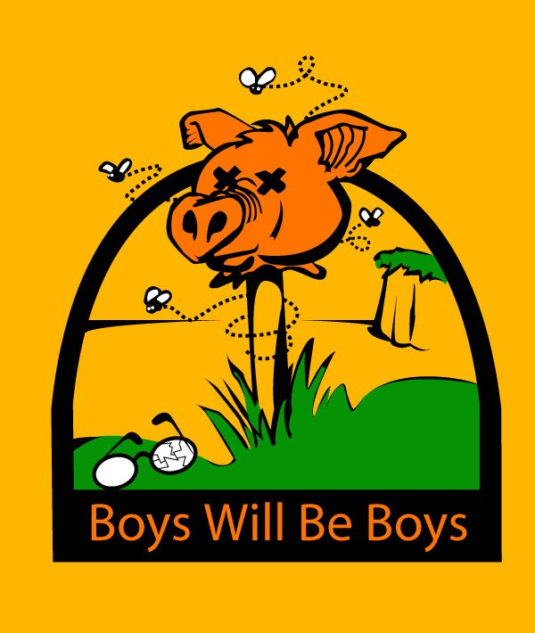 lord of the flies boys regression Start studying lord of the flies learn vocabulary, terms, and more the deterioration of speech throughout the novel is a sure indicator of the boys' regression.
