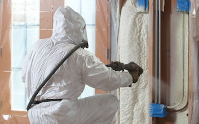 There must be a better way than pricey spray-foam insulation to make a home more energy efficient.