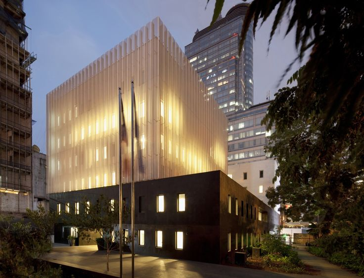 Embassy of France and French Institute in Jakarta / Segond-Guyon Architectes
