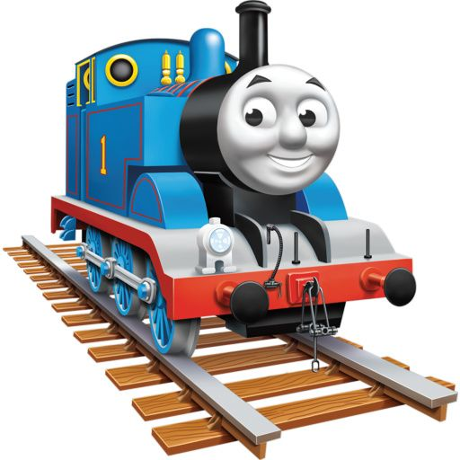 Thomas the Tank Engine Wall Decals - Totally Kids, Totally ...