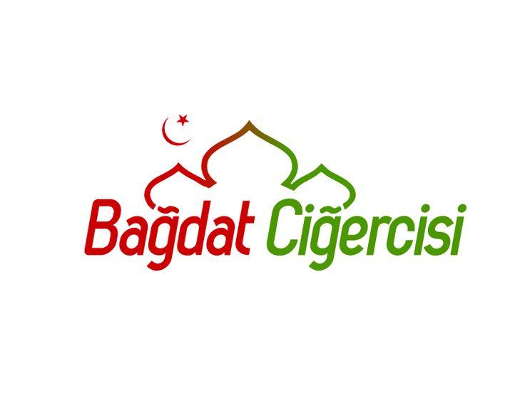 Bağdat Ciğercisi Logo Design
