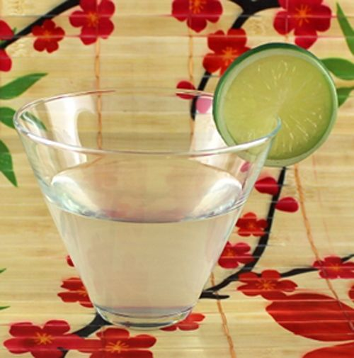 Gimlet drink recipes, gin & lime, two variations