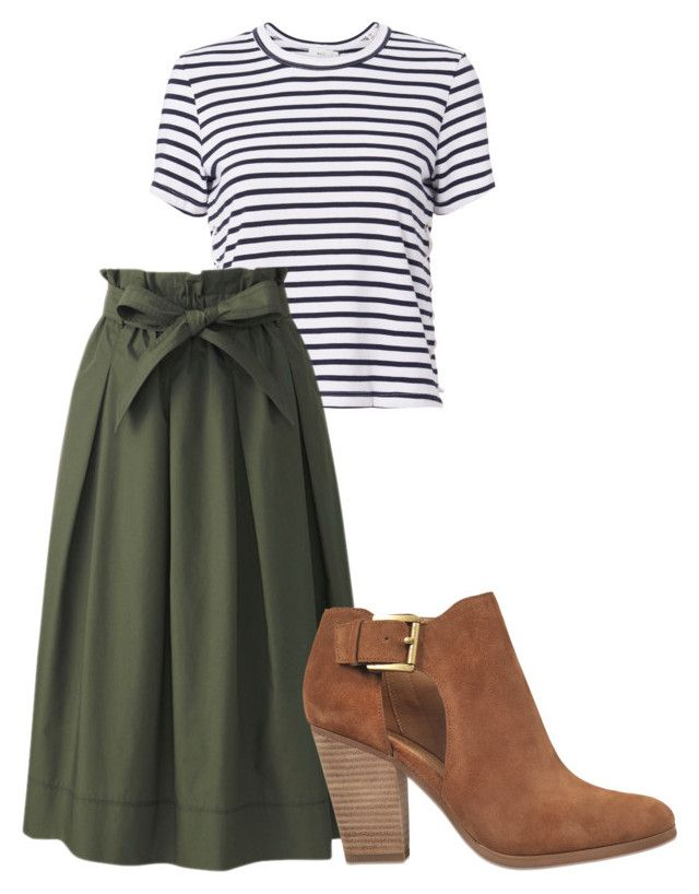"""""""Untitled #150"""" by child-of-the-one-true-king on Polyvore featuring A.L.C., Uniqlo and MICHAEL Michael Kors"""