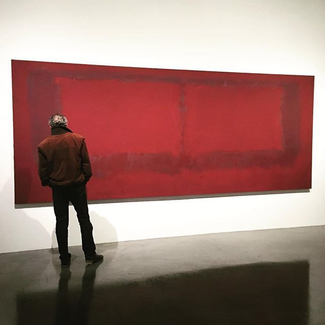 Rothko is my religion #Sundays