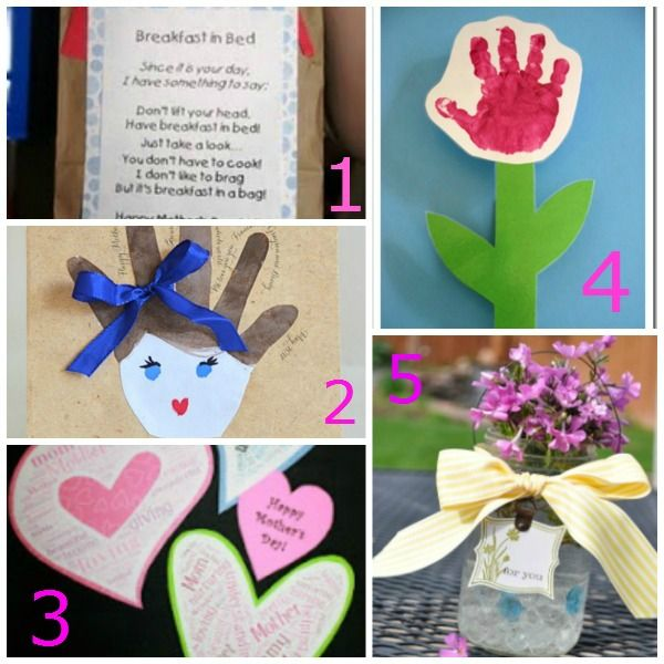 20 of the Cutest Homemade Mother's Day Gift Ideas - Beautifully BellaFaith