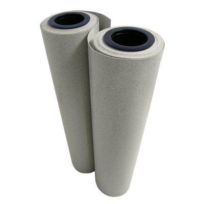 Rubber-Cal Terra Flex Premium Rubber Rolls Garage Flooring Concrete - 03-204-WCC-430