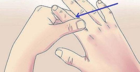Incroyable !! Frottez votre index pendant 60 secondes et observez ce qui arrive dans votre corps........DOCUMENT......