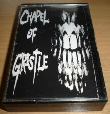 Before 'Dying Of The Light' there was 'Chapel Of Gristle'