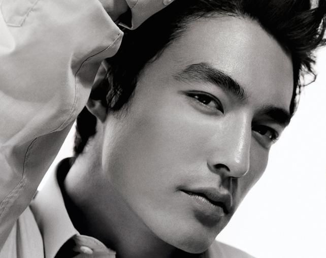 images of african american man & asian woman couples | Daniel Henney (1979- ) is an American actor who made his name on ...