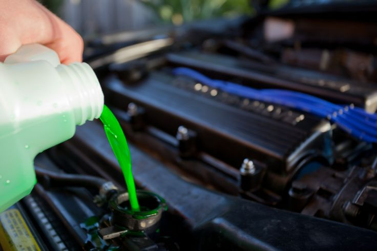 #WinterIsComing! Our #WednesdayWisdom is a reminder to check your antifreeze! When it gets colder, it's vital for regulating your engine's temperature for a smooth ride