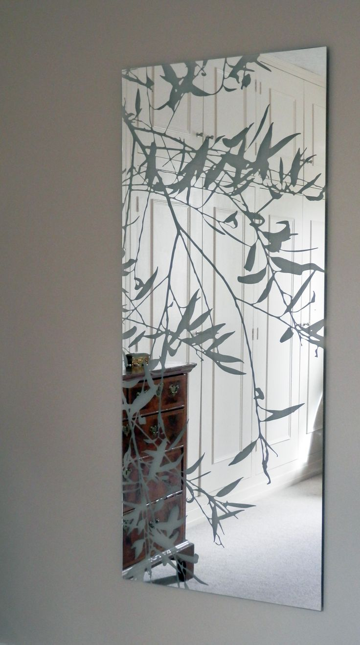 10 best Bespoke Etched Mirrors by Antonia Macgregor images ...