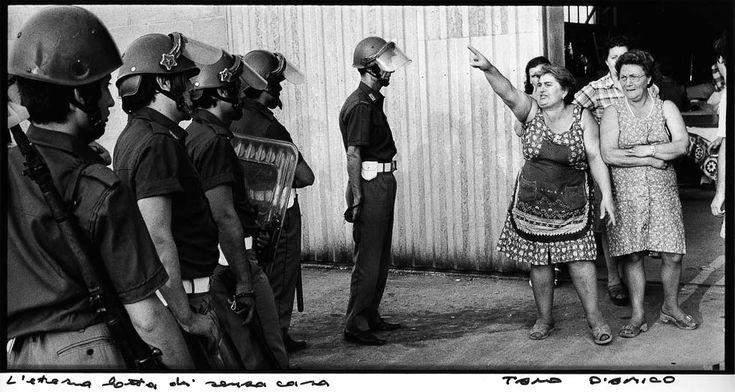 15 grandi foto di Tano D'Amico - Il Post