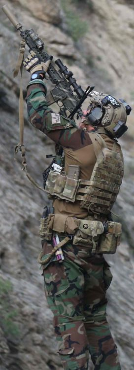Canadian Special Forces.