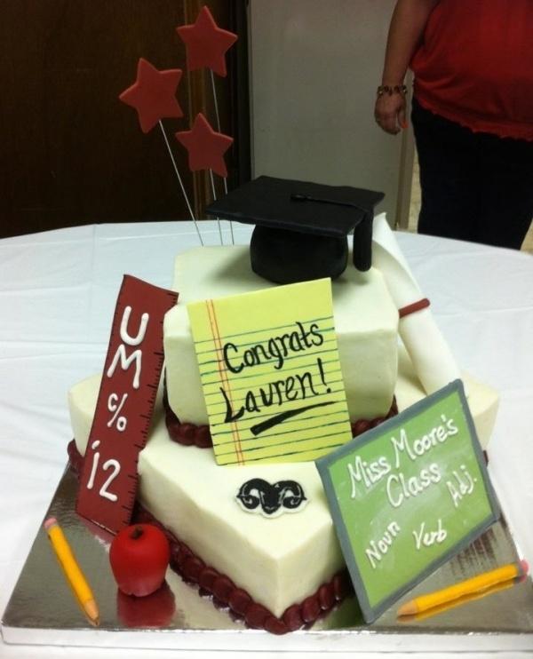 Graduation Amazing cakes rare photo