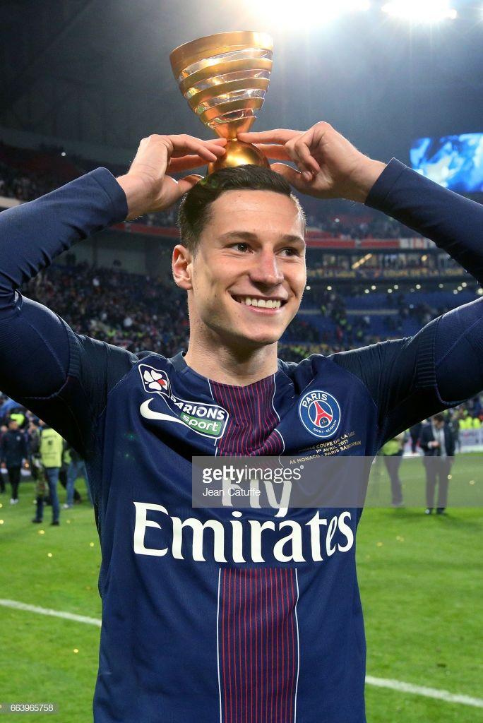 Paris Saint Germain V As Monaco French League Cup Final Photos And Premium High Res Pictures French League Julian Draxler Paris Saint Germain