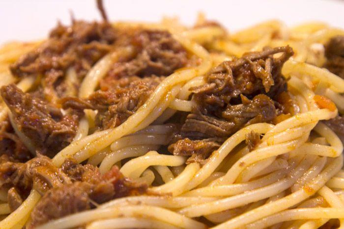 σπαγγέτι ραγού μπολονέζ-η αυθεντική συνταγή