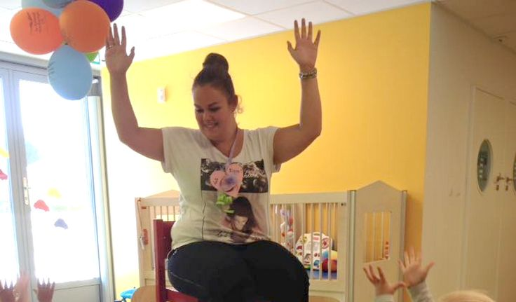 Desiree nam vandaag afscheid van de kinderen, ouders en leidsters op haar stageplek bij Partou in Borger. Desiree is geslaagd voor opleiding pedagogisch medewerker niveau 4. Na de zomer gaat ze de opleiding 'persoonlijk begeleider gehandicapte zorg' volgen.  Lees verder op onze website.