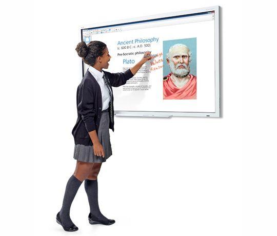 Les intérêts de l'écran interactif dans l'enseignement #Formation