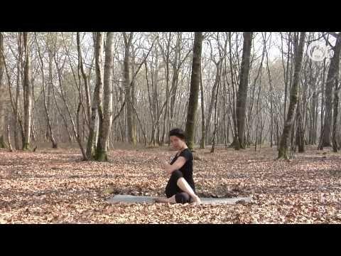 Yoga pour les lombaires - YouTube