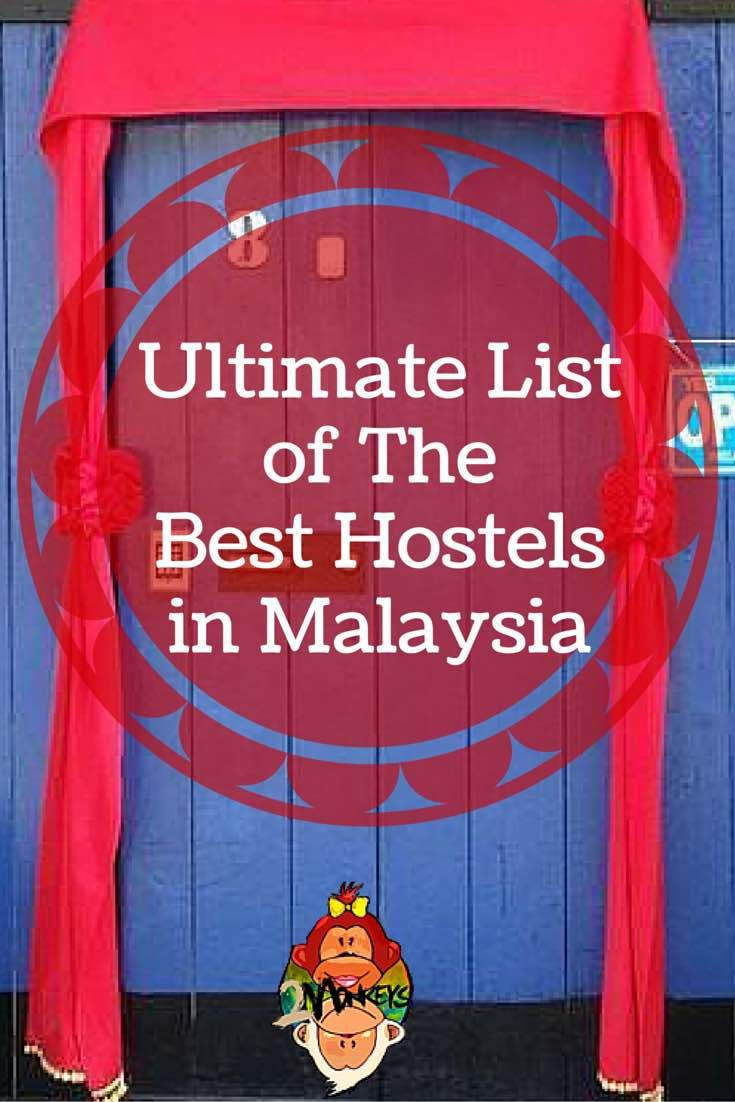 Ultimate List of The Best Hostels in Malaysia  Want to have your travel paid for and know someone looking to hire top tech talent? Email me at carlos@recruitingforgood.com