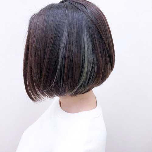 10+ Schöne Ideen für kurze glatte Frisuren für 2020 - #Frisuren #Ideen #Neuhaar #Nizza #Kurz