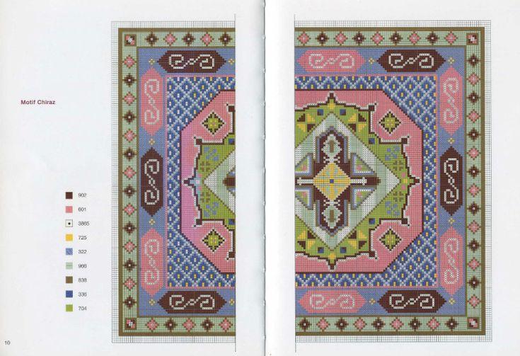 Gallery.ru / Фото #3 - Miniatures au point de croix - patrizia61