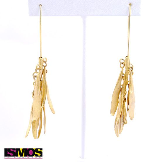 ISMOS Joyería: artes de bronce // ISMOS Jewelry: bronze earrings