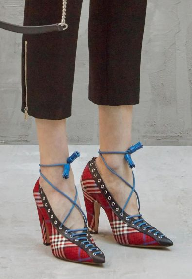 Mulberry Spring 2020 Ready-to-Wear Fashion Show – High Heels