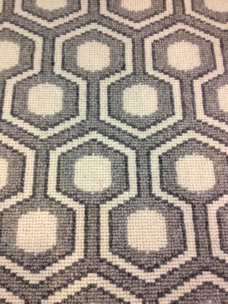 David hicks designed this updated geometric patterned wool for Wool carpet wall to wall