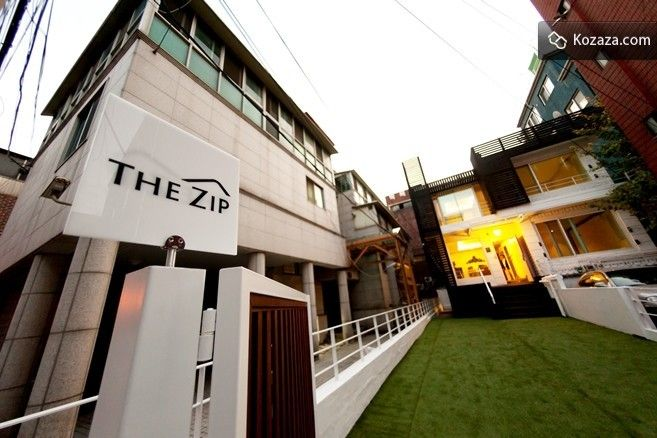 THE-ZIP Guesthouse at Gangnam, Seoul
