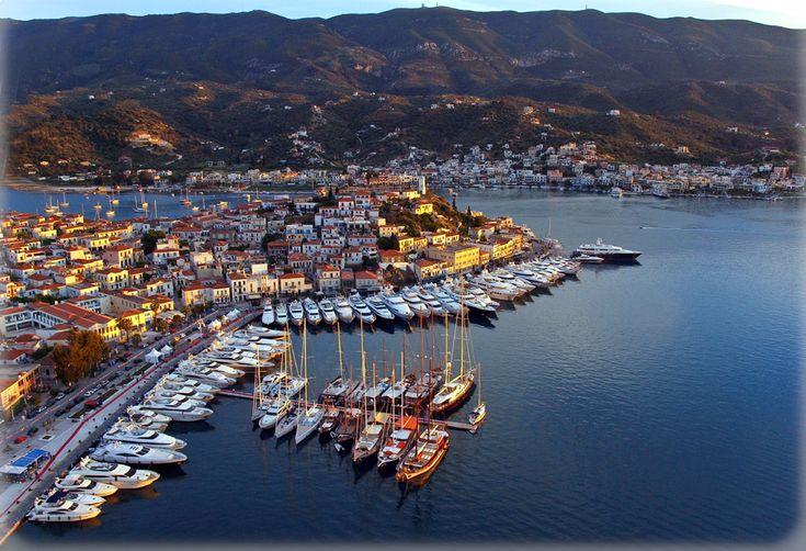 Galatas - Poros island - Greece