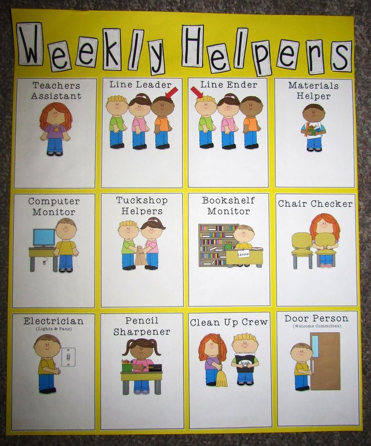 Classroom Helper Ideas ~ Job badges for students pinterest miss mac pirate