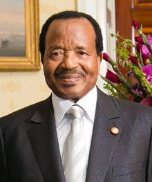 Paul Biya en août 2014. (Cameroun)