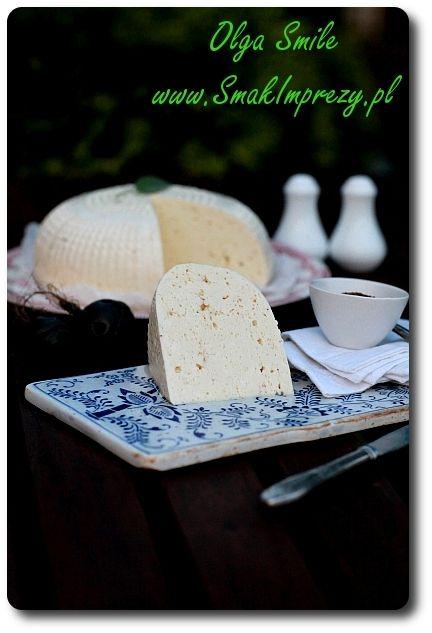 Mój domowy ser koryciński - przepis | Olga Smile.com