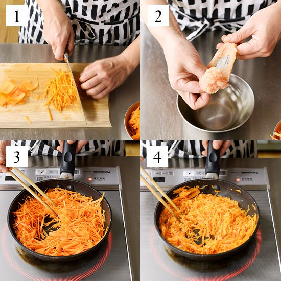 シンプルな材料と簡単な手順で人気の、料理家・フルタヨウコさんに教わる定番レシピの連載です。今回のテーマは、お弁当のおかず。忙しい朝でもサッとつくれて、お弁当にいろどりを添えてくれるレシピを教わりました
