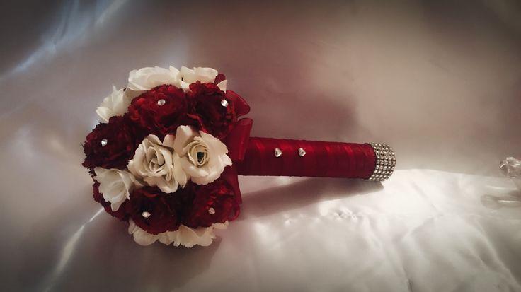 Ramo artificial para novia