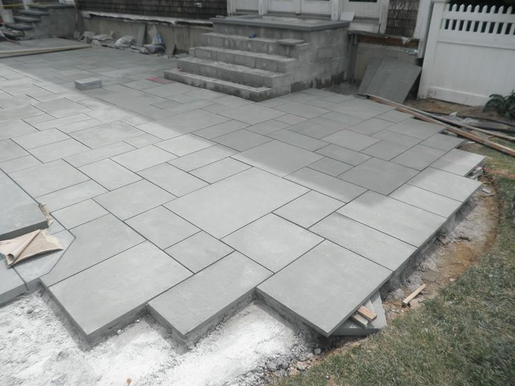 Bluestone Patios Photos | ... Bluestone Patio Addition And Vinyl Pool  Renovation The Patio