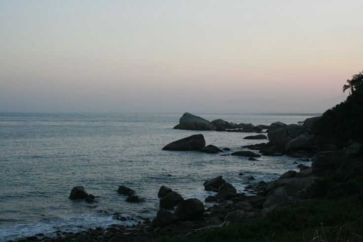 Gruta das Encantadas - Ilha do Mel.