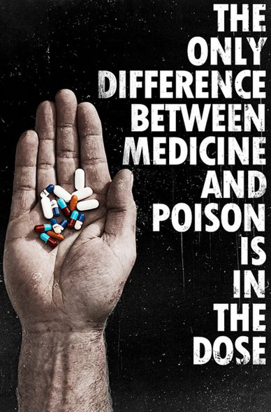 The Only Difference Between Medicine and Poison is the Dose - Circa Survive