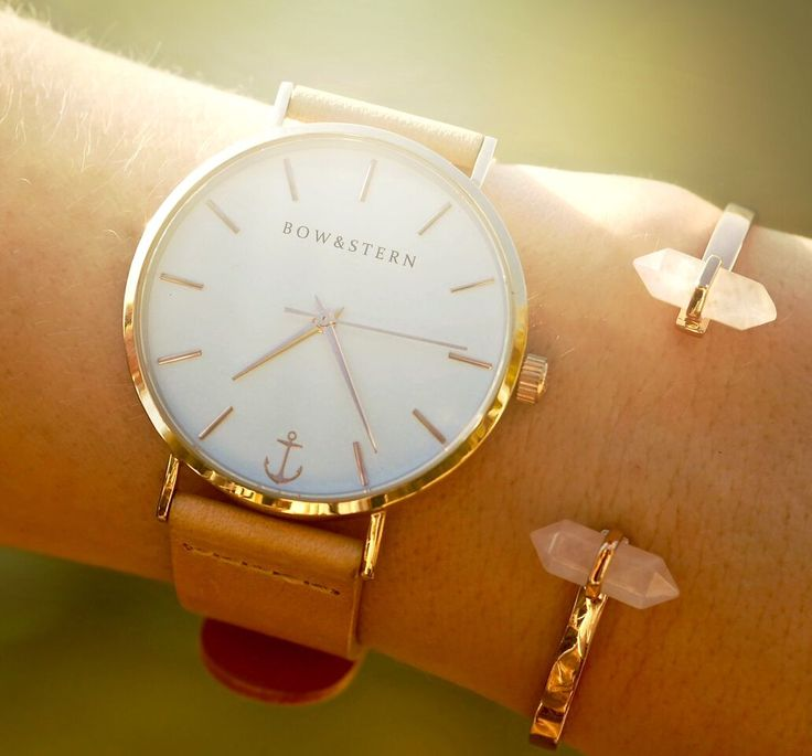 The Liberty by Bow & Stern is a nautical inspired watch, paired with a Samantha Wills crystal and rose gold cuff is gripping in it's beauty. @samanthawillsofficial @bowandsternofficial