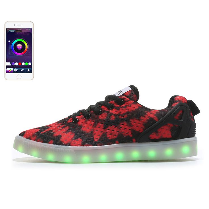 >> Click to Buy << APP control LED glow Shoes men Luminous Light Up led tenis led flash boots Glowing shoes Leisure Casual Adults Hot Fashion #Affiliate