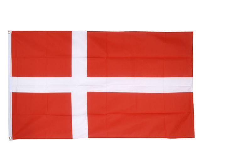 Drapeau Danemark - 90 x 150 cm - maison-des-drapeaux.com