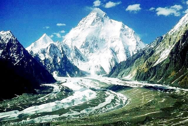 K 2 One Of The Beautiful Places In Pakistan The Local Name Is K2 In Chogori Which In Balti
