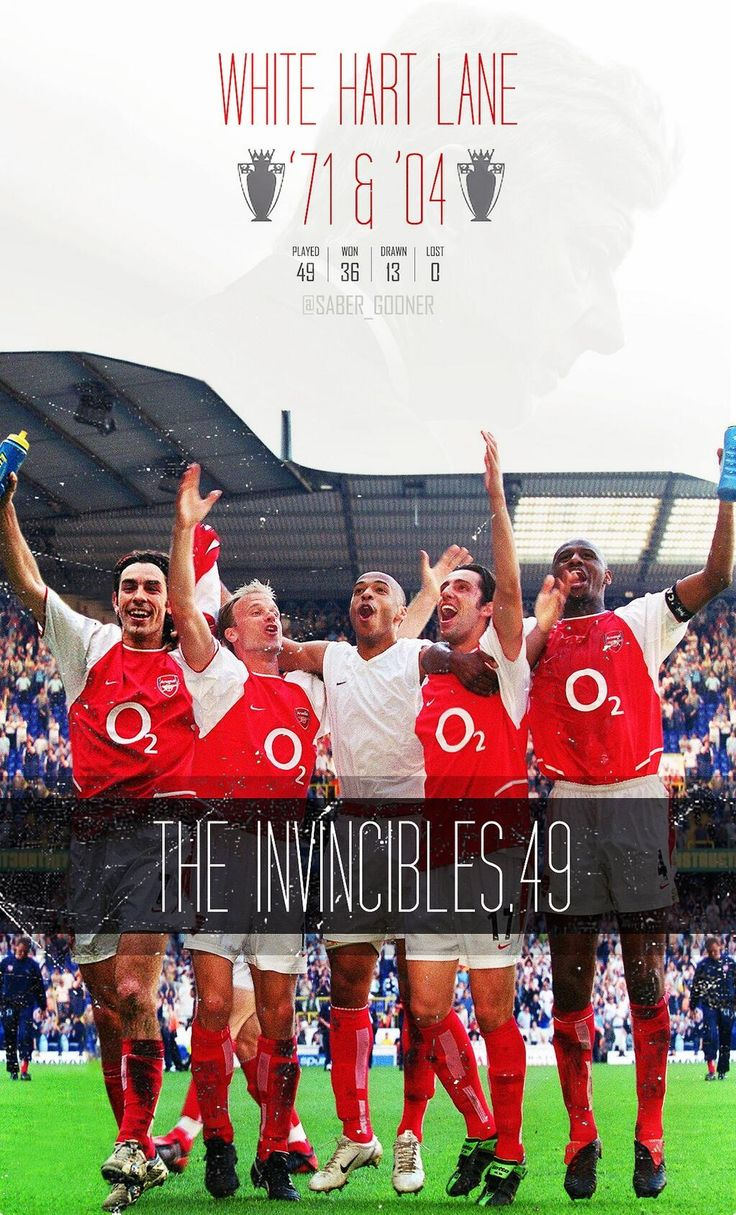 #invincibles #arsenal #football #club