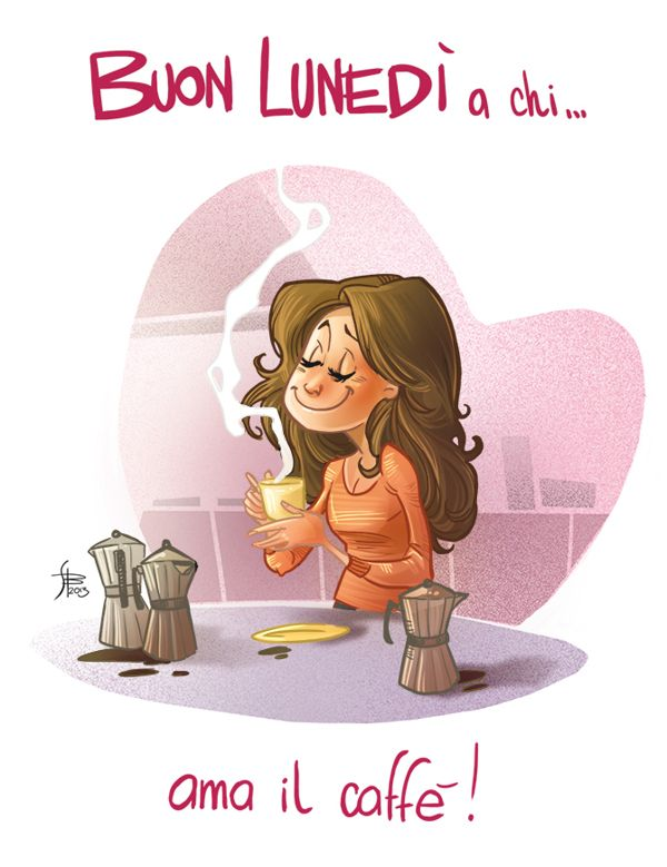 Illustrations for boring monday mornings | 2013 by simona bonafini, via Behance
