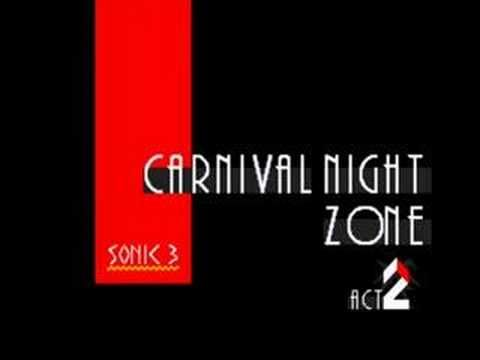 This is the music for act 2 of the Carnival Night zone in Sonic 3.